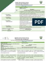 Plan Covid-19 (Plan Repaso) Psocologia 3ero