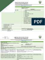 PLAN COVID-19 (PLAN REPASO) BIOLOGÍA  1ERO
