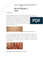 4to-Historia de la Danza 1