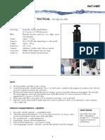 Katadyn Pocket Tactical Factsheet