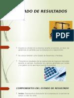 ESTADO DE RESULTADOS ( finanzas)
