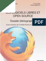 Dossier bibliographique les logiciels libres et open source - v1.1