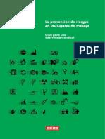 La prevención de riesgos en los lugares de trabajo 2014.pdf