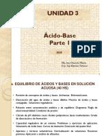 QuimicaAnalitica-U3- AcidoBase-Parte 1
