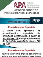 5.-Processo-Especiais-NOVO-CPC