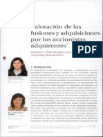 Valoración de las fusiones y adquisiciones por los accionistas adquirentes.pdf