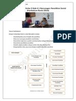Materi Sosiologi Kelas X Bab 4.1 Rancangan Penelitian Sosial (Kurikulum Revisi 2016).pdf