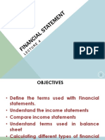 Business Lecture 4 - Financial Statement - Students copy