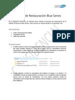 Manual Recovery Tableta Blue Series Compumax