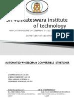 Sri venkateswara institute of technology