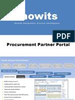RS - Vendor Portal Solution -