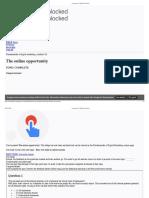 Assessment - Digital Unlocked
