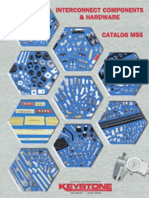 Keystone Catalog M55 v0 2 | Electrical Connector