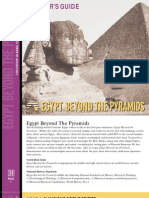 Egypt Pyramid Teacher Guide