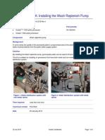 FCO Wash Replenish Pump Installation 20100125_06164679740