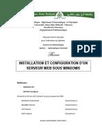 Installation_et_configuration_dun_serveur_web_sous_windows