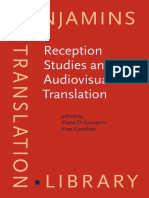 Reception Studies and Audiovisual Translation by Elena Di Giovanni, Yves Gambier (z-lib.org).pdf