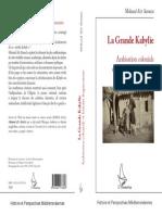 La Grande Kabylie Arabisation coloniale et histoire fragmentaire