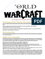 WoW 5e Version 1.4