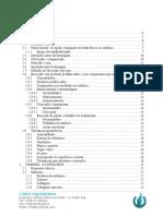 Especificações Gerais (com indice)