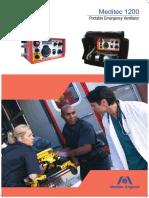 Meditec 1200-emergency-ventilator