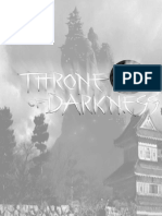Throne of Darkness - Manual