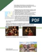 Tema 10 - El Barroco en los Países Protestantes