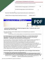 Leitender Angestellter im Arbeitszeitgesetz Neu _ Die Praxis zeigt.._