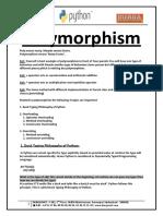 OOP With Polymorphism.pdf