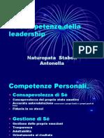 Competenze Leader