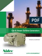 Gas and Steam Turbine Generators.pdf