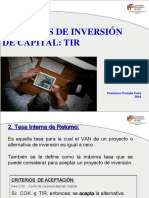 03.03__Principios de Inversión (TIR)