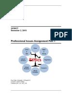 3410ICT Assignment - Part 1.Doc