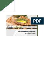 Manual de Instalacion y Configuracion Saint Restaurant