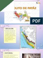 Batolito de Pataz