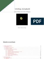 AstroVertiefung