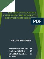 Recession Final Ppt (2)