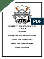 Principios Electricos Unidad 2 Parte 2- Diego Revilla José Antonio