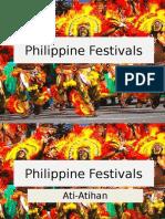 PHILIPPINE FESTIVAL MAPEH 7