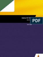 HST3000 ADSL Testing UserGuide RevA