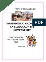 MINIPROYECTO APRENDIENDO A CONVIVIR EN EL AULA CON MIS COMPAÑEROS.docx