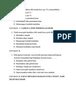 Kuis PG Pengetahuan KD.3.12 Pemanasan Global