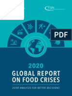 Global Report on Food Crises 2020