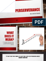 perserverance presentation
