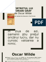 Portretul lui Dorian Gray - prezentare