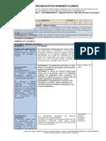 PLAN  DE CLASE ETICA 1 -arreglado