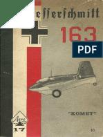Messerschmitt 163 Komet