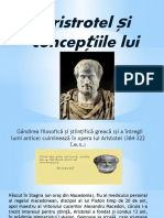 Aristotel si conceptele lui