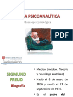teoria psicoanalitica