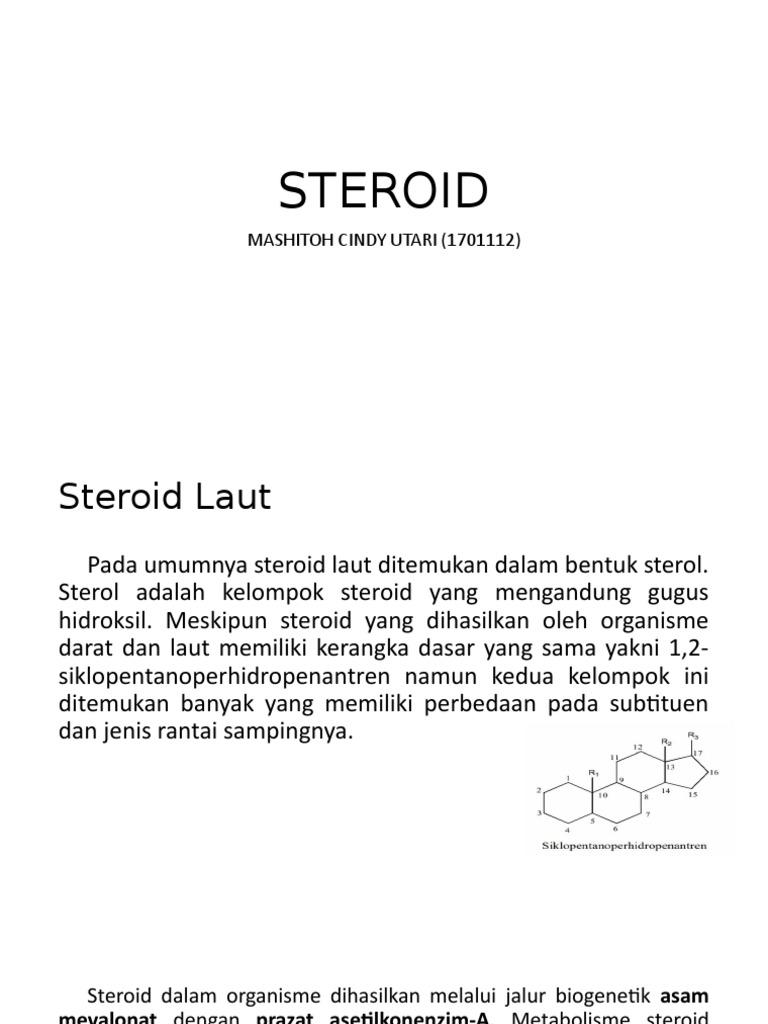 Perbedaan steroid dan sterol steroids medical uses side effect